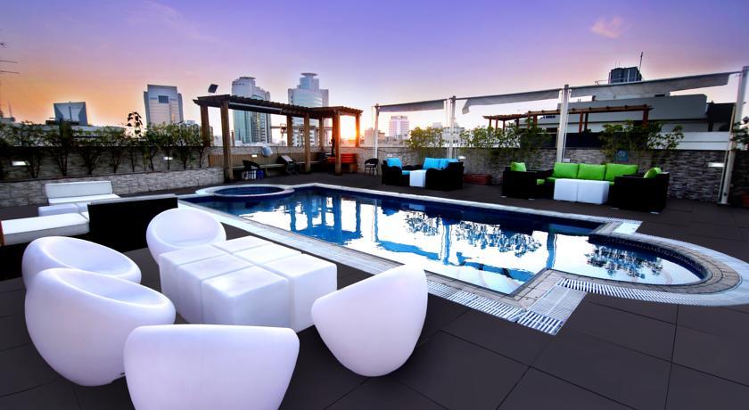 هتل Sun & Sands Downtown